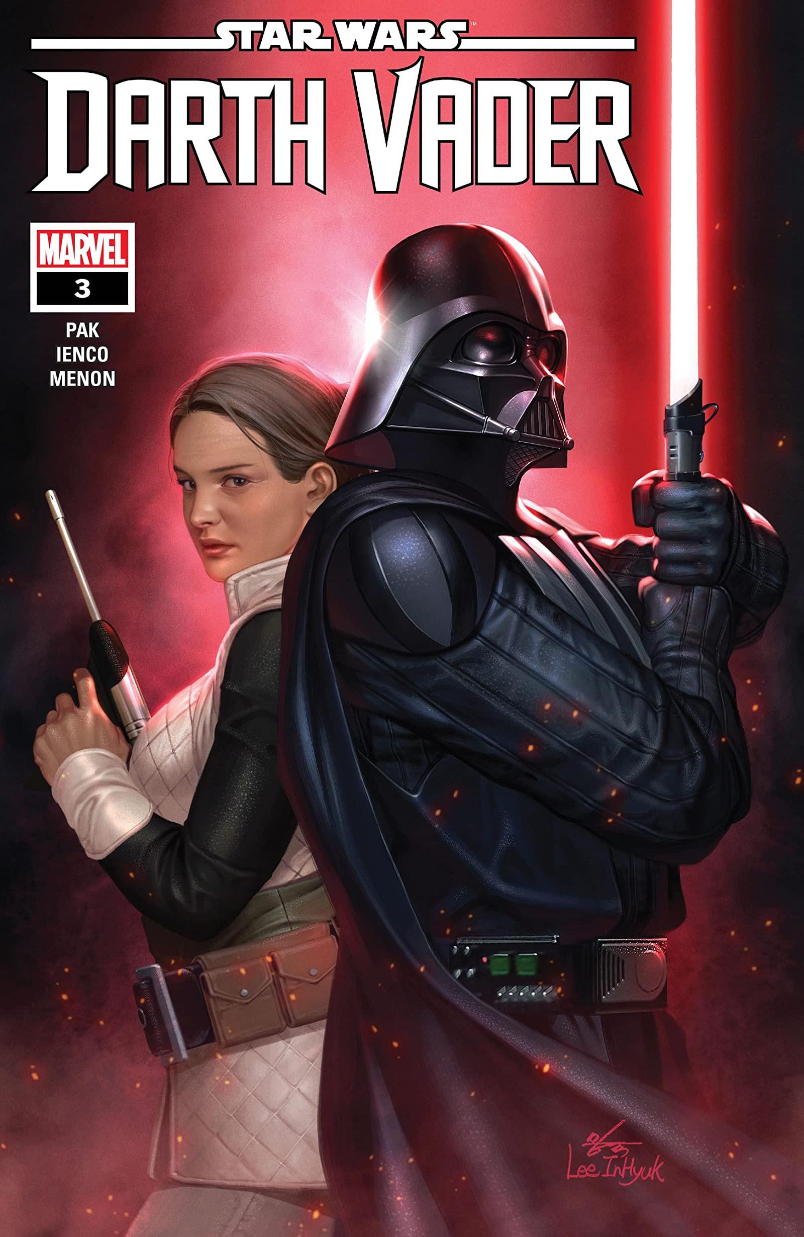 Star Wars: Darth Vader Vol 1 3
