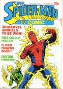 Super Spider-Man TV Comic Vol 1 485