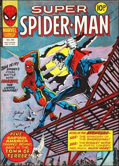 Super Spider-Man Vol 1 258