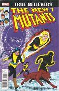 True Believers New Mutants Vol 1 1