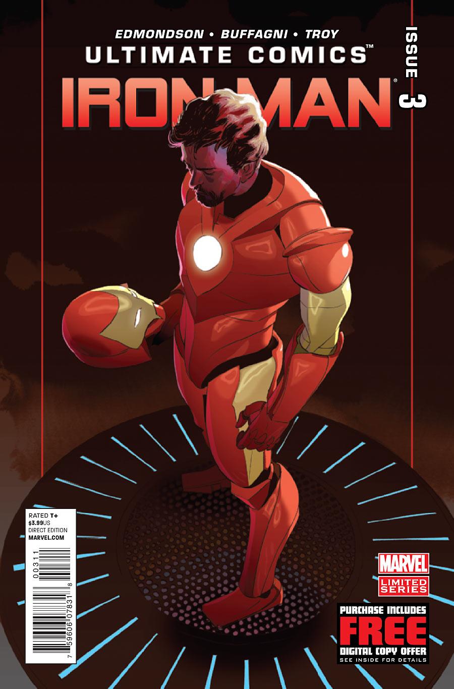 Ultimate Comics Iron Man Vol 1 3