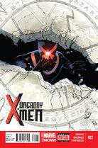 Uncanny X-Men Vol 3 22