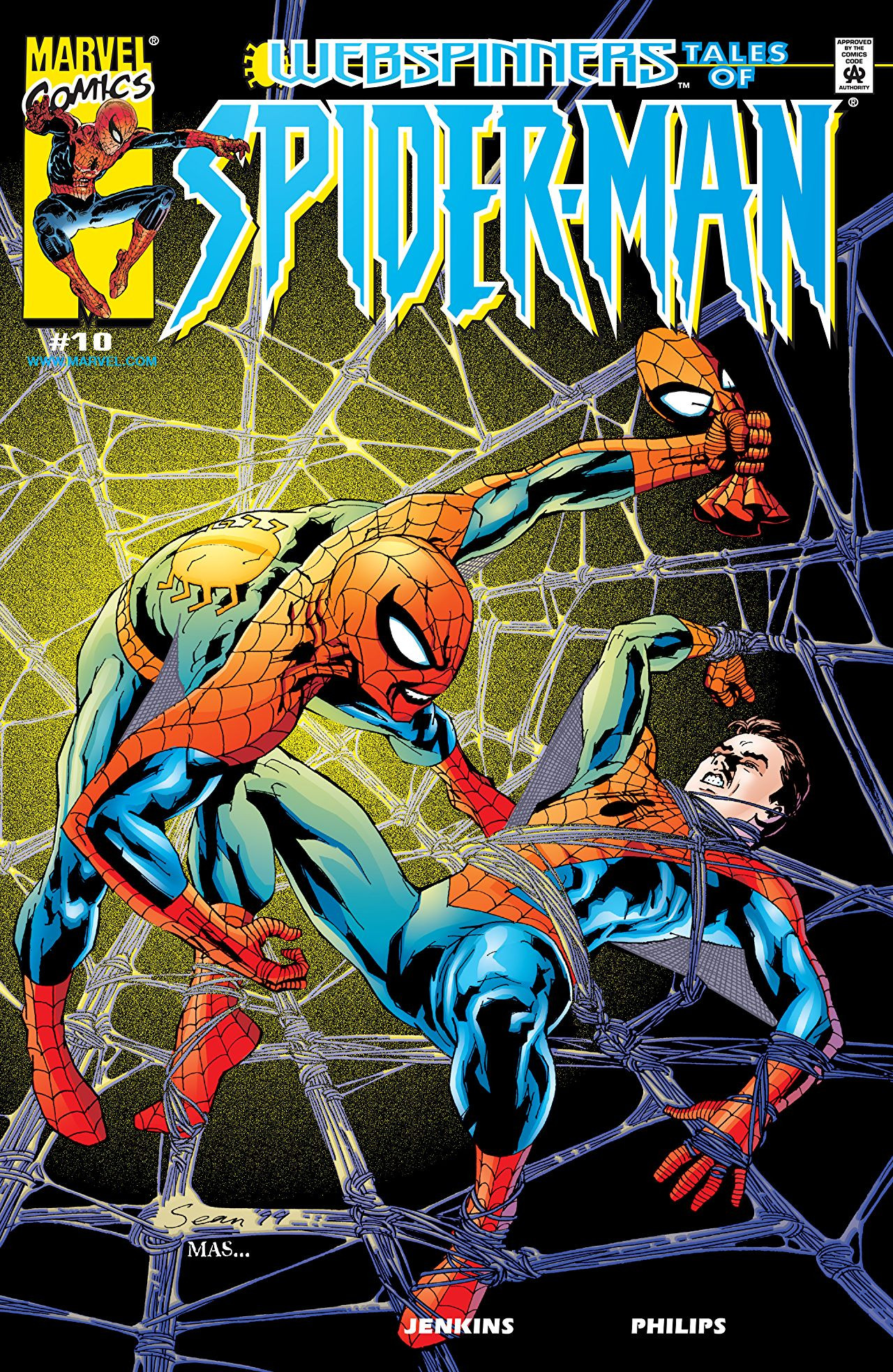 Webspinners: Tales of Spider-Man Vol 1 10