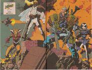 X-Force Vol 1 4 Bonus Pinup