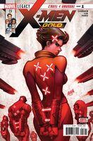 X-Men Gold Vol 2 23