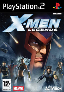 X-Men Legends