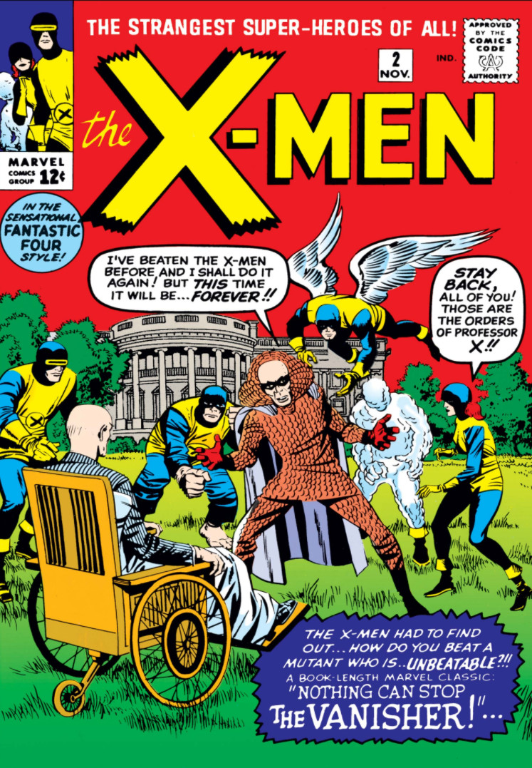 Essential Series: Classic X-Men Vol 1 1