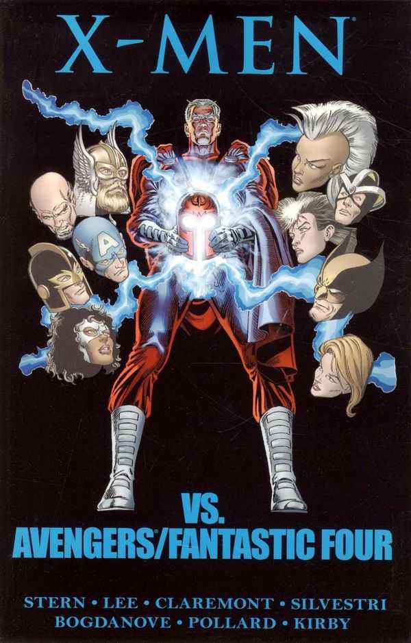 X-Men vs. Avengers/Fantastic Four HC Vol 1