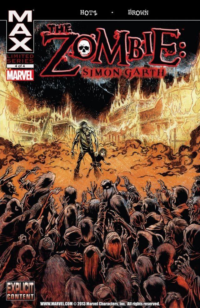 Zombie: Simon Garth Vol 1 4