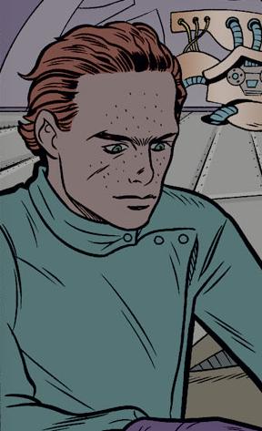 Alex Finlay (Earth-616)