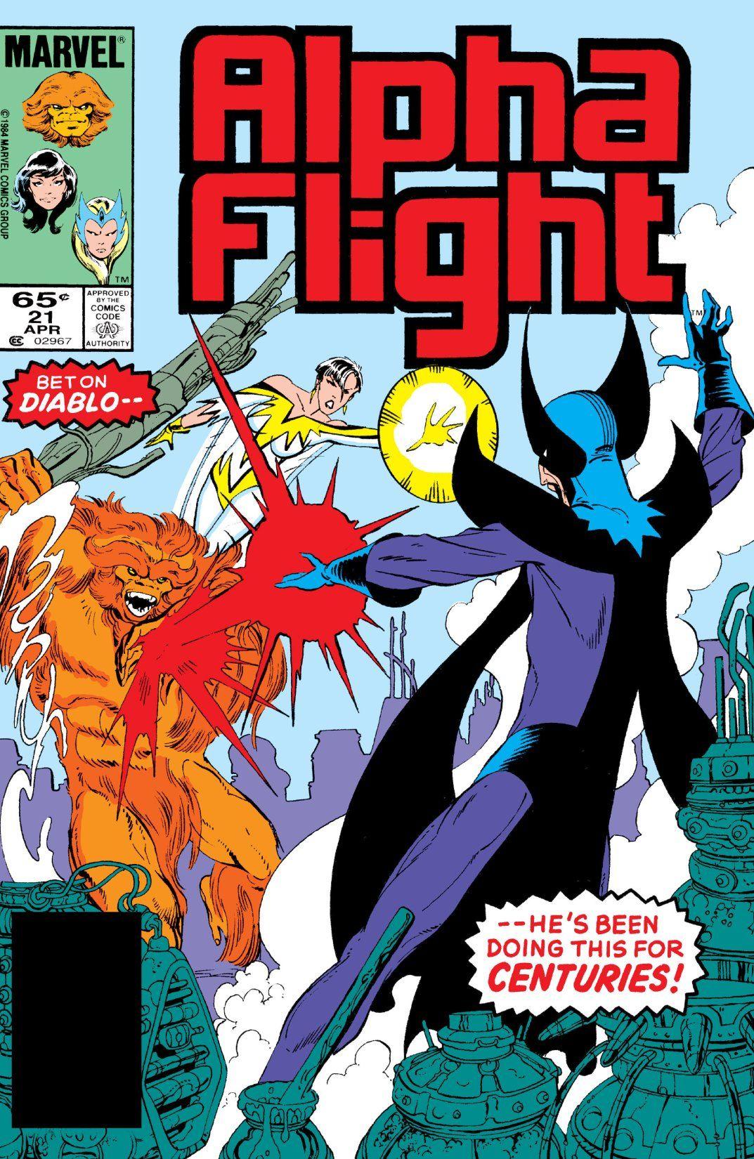 Alpha Flight Vol 1 21