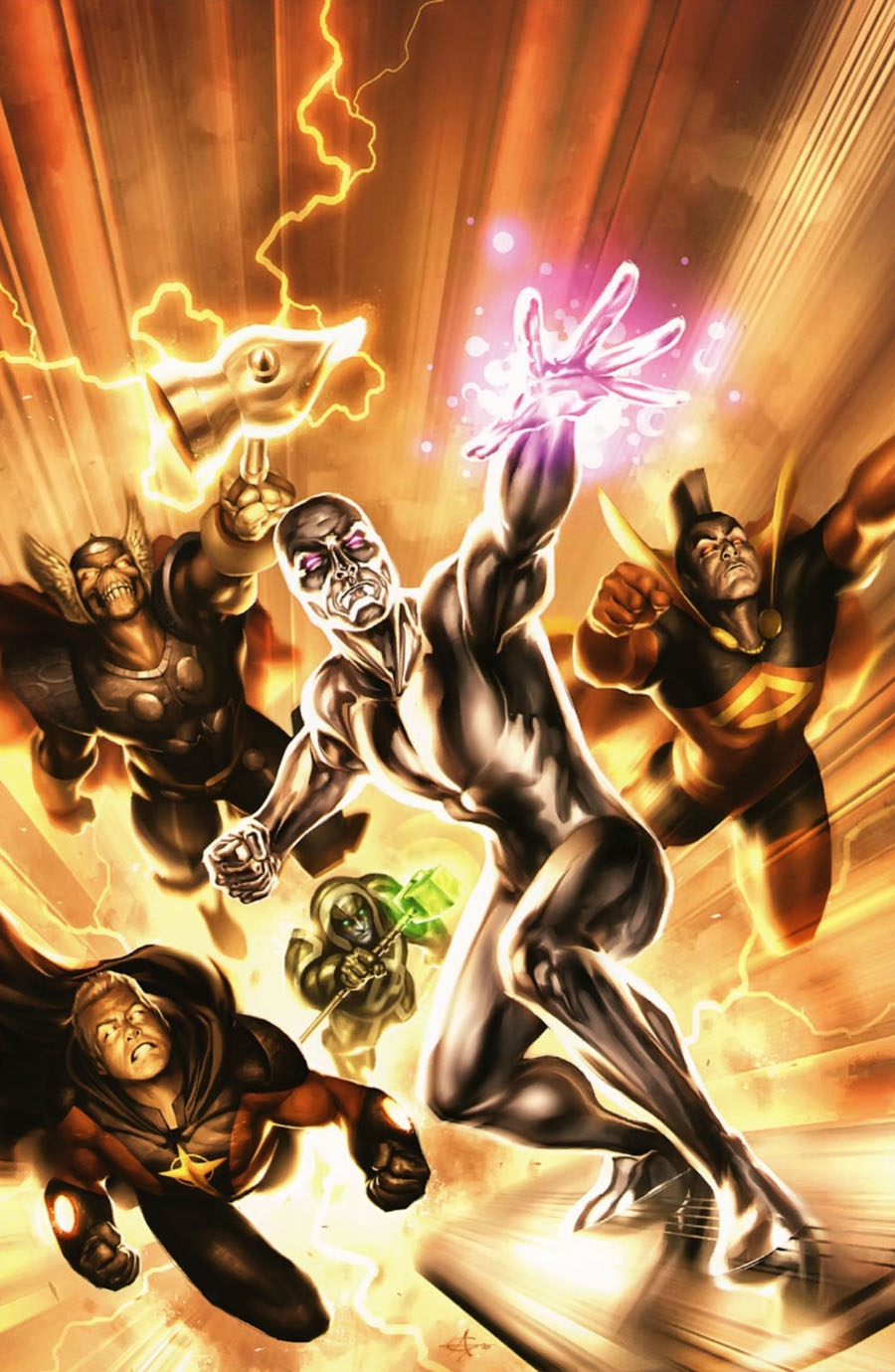 Annihilators (Earth-616)