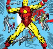 Anthony Stark (Earth-616) from Iron Man Vol 1 47 cover
