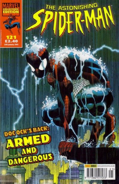 Astonishing Spider-Man Vol 1 121