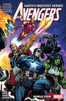 Avengers by Jason Aaron Vol 1 2 World Tour