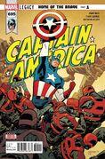 Captain America Vol 1 695