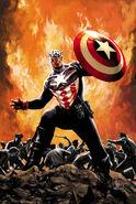 Captain America Vol 5 35 Textless