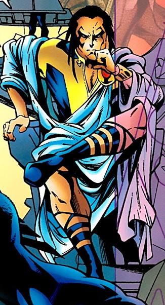 D'rehn (Earth-616)