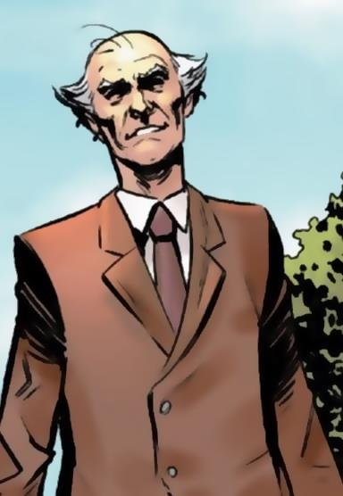 Dan Molina (Daniels) (Earth-616)