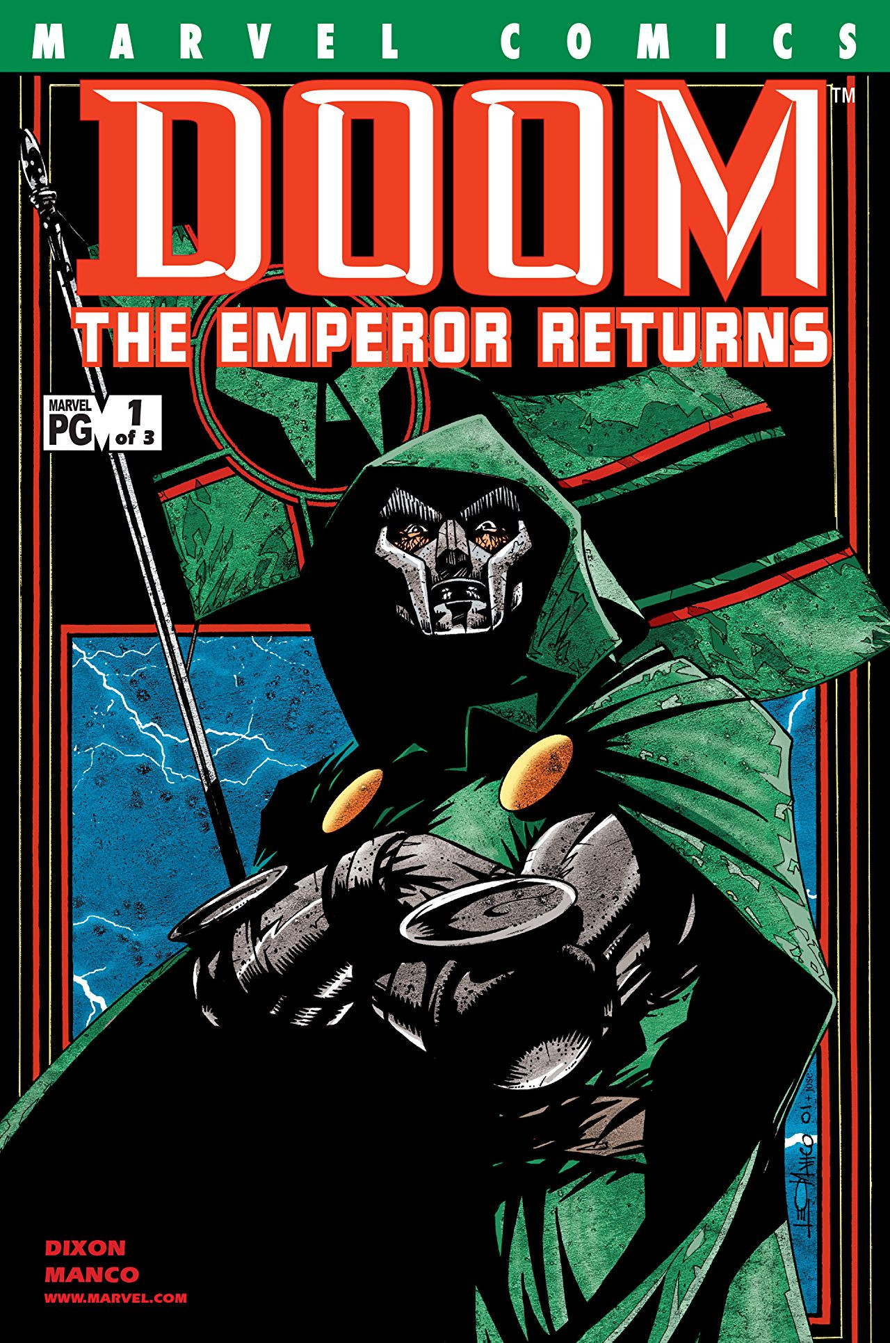 Doom: The Emperor Returns Vol 1 1