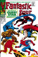 Fantastic Four Vol 1 73