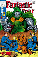 Fantastic Four Vol 1 86
