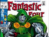 Fantastic Four Vol 1 86