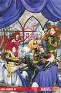 Girl Comics Vol 2 2 Textless
