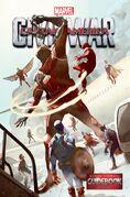 Guidebook to the Marvel Cinematic Universe - Marvel's Captain America Civil War Vol 1 1