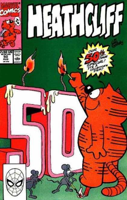 Heathcliff Vol 1 50