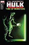 Immortal Hulk Time of Monsters Vol 1 1