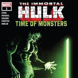 Immortal Hulk: Time of Monsters Vol 1 1