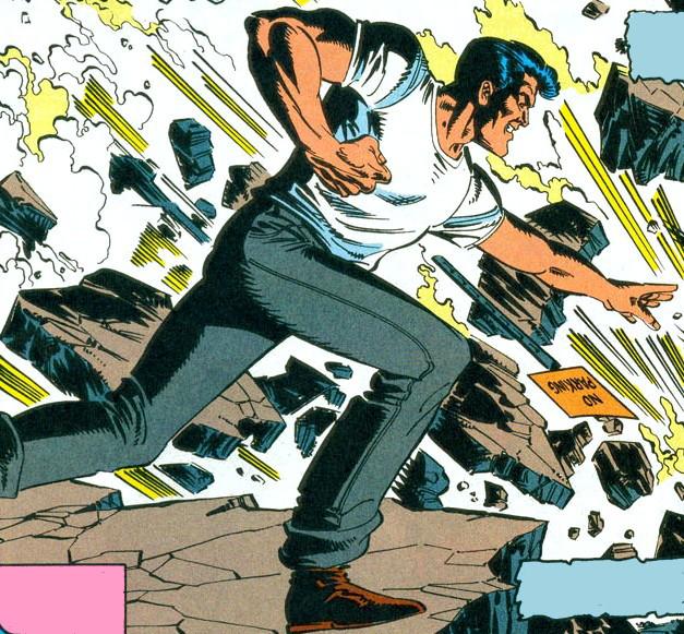 James David (Earth-616)