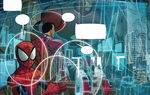 Just A Rather Very Intelligent System (Earth-1610) Ultimate Spider-Man Vol 1 155.jpg