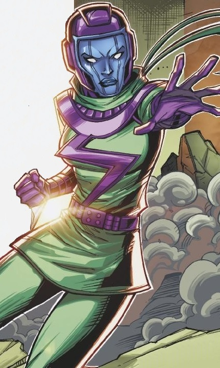 Kamala Kang (Warp World) (Earth-616)