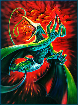 Karl Lykos (Earth-616) from Marvel Masterpieces (Trading Cards) 1995 Series 0001.jpg