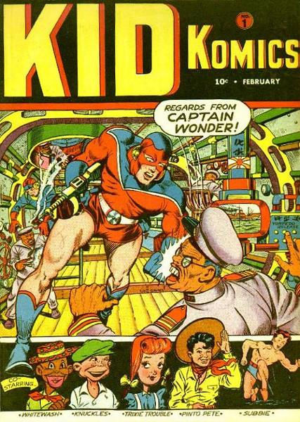 Kid Komics Vol 1