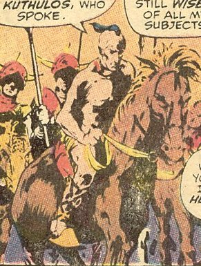 Kuthulos (Earth-616) from Creatures on the Loose Vol 1 10 001.jpg
