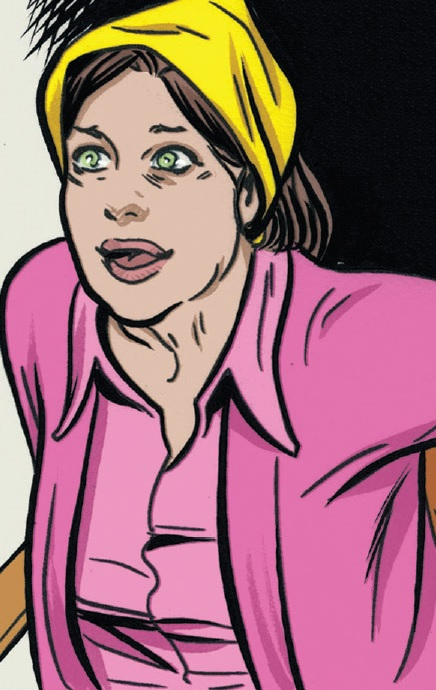 Libby Windham (Earth-616)