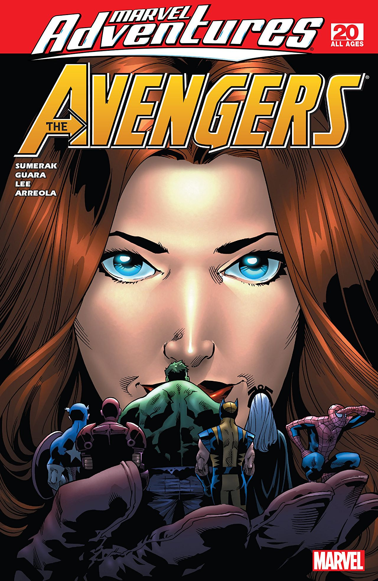 Marvel Adventures: The Avengers Vol 1 20