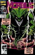 Morbius The Living Vampire Vol 1 5