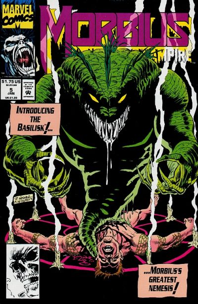 Morbius: The Living Vampire Vol 1 5