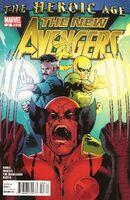 New Avengers Vol 2 3