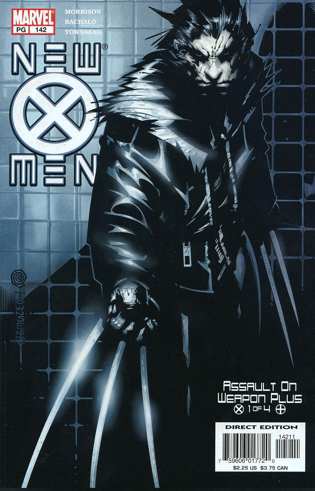 New X-Men Vol 1 142