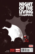 Night of the Living Deadpool Vol 1 1