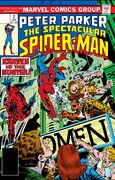 Peter Parker, The Spectacular Spider-Man Vol 1 2