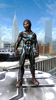 Peter Parker (Earth-TRN466) from Spider-Man Unlimited (video game).png