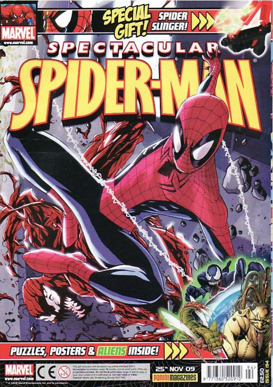 Spectacular Spider-Man (UK) Vol 1 194