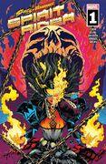 Spirits of Vengeance Spirit Rider Vol 1 1