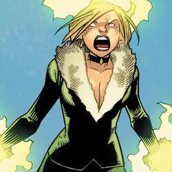 Sylvie Lushton (Earth-616)